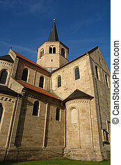 Godehard Church - Saint Godehard church is an old abbey...