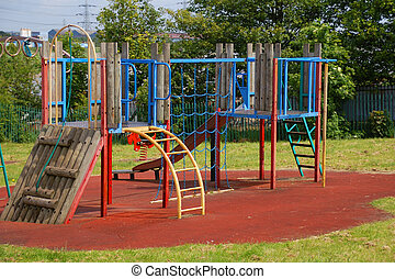 Childrens Climbing Aparatus - Childrens climbing aparatus in...