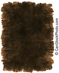 Ancient leather parchment texture background