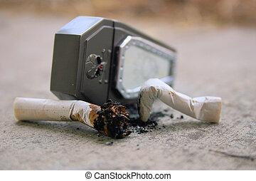 smoking - quit smoking