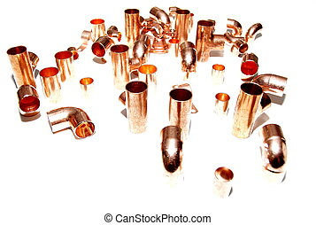 Copper - The New Gol - copper fittings