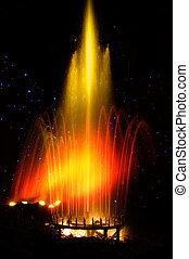 Fountain - A Water Fountain