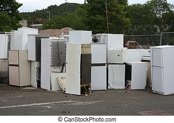 freezers for recycling - refrigerators and freezers for...