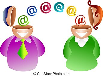 email couple