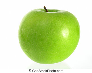 green apple - OLYMPUS DIGITAL CAMERA big green apple...