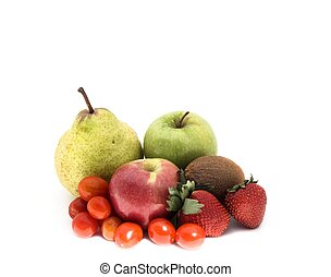 fruit and vegs