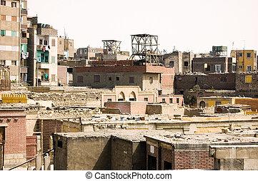 開羅, 城市