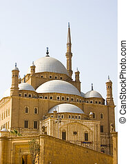 Mosque of Mohamad Ali - MOSQUE OF MOHAMAD ALI. at SALAH...