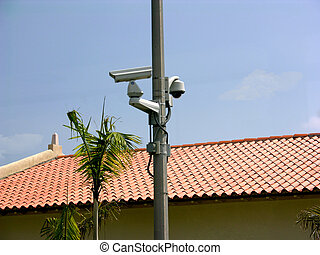 Miami Big Brother - Big brother surveillance in uptown Miami