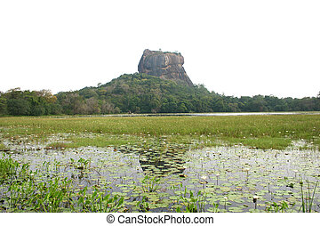 8th wonder of the world - Sigiriya - Sri Lanka.