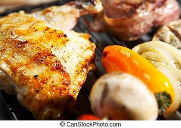BBQ - Grill Food