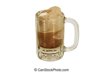 Dessert - Root Beer Float - root beer float