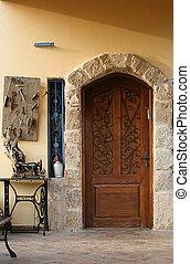 entryway - Fancy front entryway
