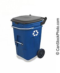 Recycle - Recycling bin
