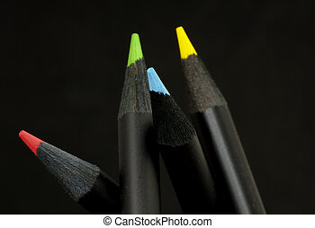 Color Pencils - Photo of Color Pencils