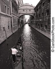 Venice - Gondola in Venice, Italy