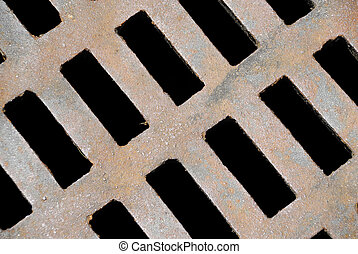 Grate - Sewer Grate