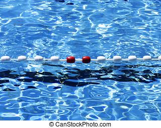 Swimmingpool - Detail of swimming pool