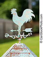 Weather Vane - Brass Weather Vane