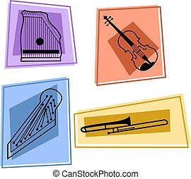 zither illustrations and stock art 63 zither illustration