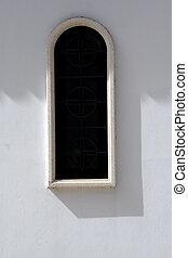 窗口, 教堂