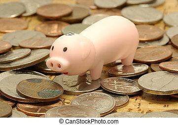 Save - Savings Concept
