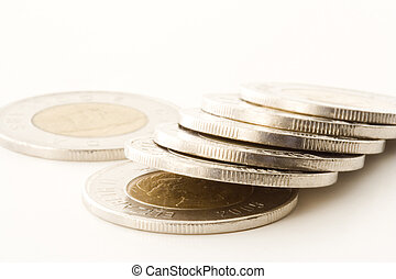 currency - Two dollar coins
