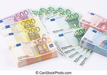 rich - banknotes
