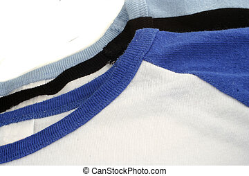 t-shirts - folded cotton t-shirts