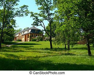 Oslo - Bogstad manor in Oslo