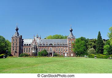 Chateau Arenbergh, Belgium