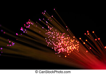 Fiber Optics - Fiber Optic Strands