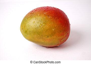 芒果, 多汁, 潮濕