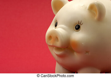 Piggy Bank - Photo of a Piggy Bank