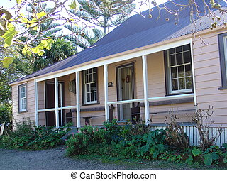 Old House - An old colonial house from the 1840\\\'s to...