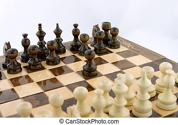 Chess first move