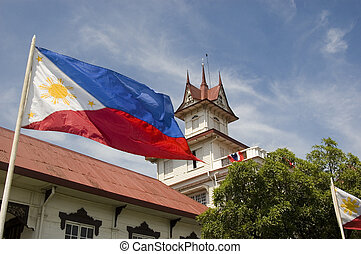 Aguinaldo Shrine - Celebration of Independence Day in the...