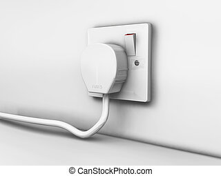 Plug in socket