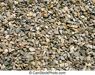 Large Piece Gravel - -- used for railtrack embankments