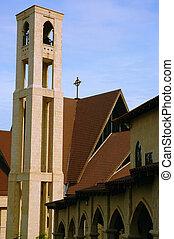 Bell Tower - Church Bell Tower
