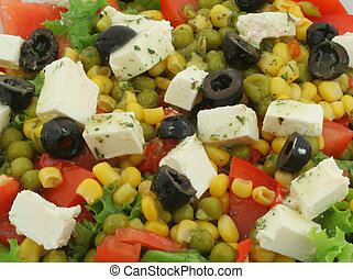 greek salad #2