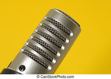 Microphone - Photo of a Microphone