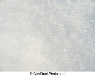 Beautiful clean snow background - Beautiful clean and soft...