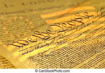 Constitution - US Constitution