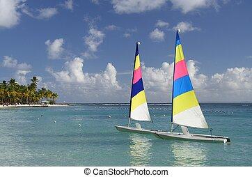 Caribbean Ghostships
