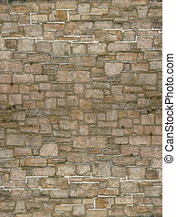 Brick Wall Backdrop - A brick wall background.