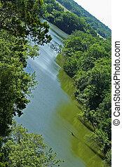 Brazos River - brazos river in waco