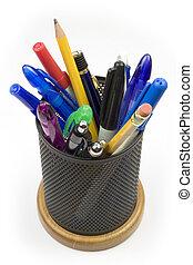 penna, innehavare