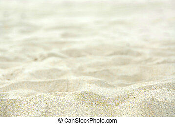 Sand background - White sand background