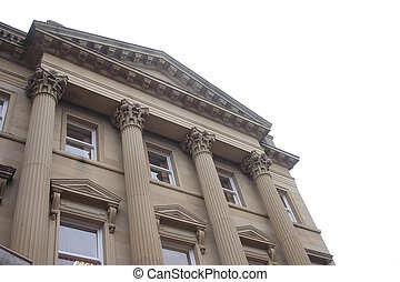 Historic Bank Building in Chester - Old Bank Building in...